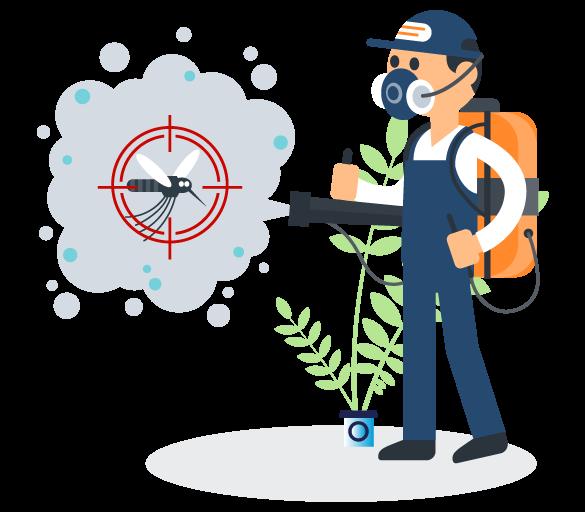 Professional Pest Control Belair